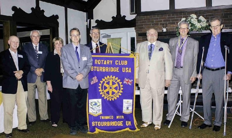 Rotary Officers