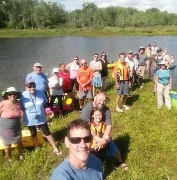 Geofest Kayak cache