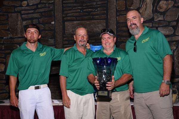 Golf Classic Winners