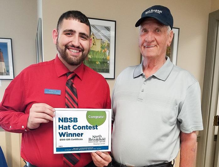 Hat Contest Winner