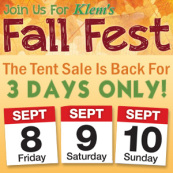 Klems Fall Fest