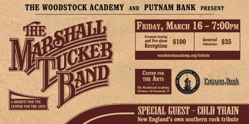 Marshall Tucker Band Concert