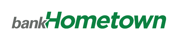 Bank home town logo