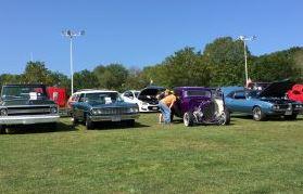Car show Harrington