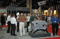 Power-Gen Show Floor