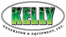 Kelly Generator and Equipment Logo