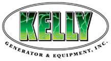 Kelly Generator and Equipment Logo