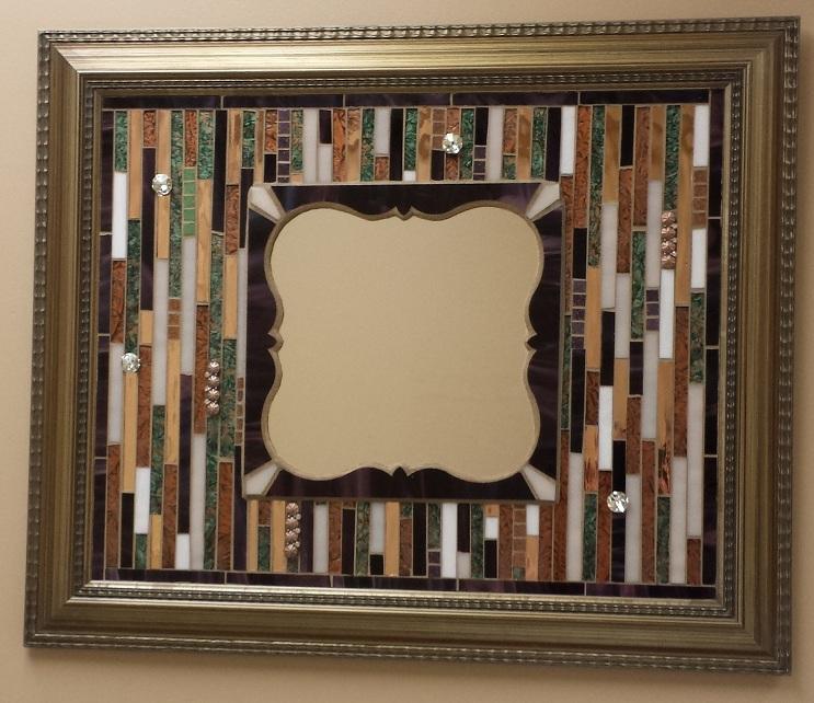 Mirror-Mirror Mosaic