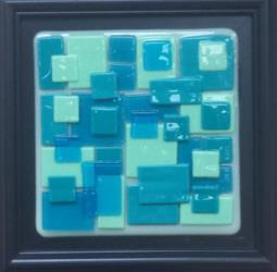 Hip to be Square - Cool Colors