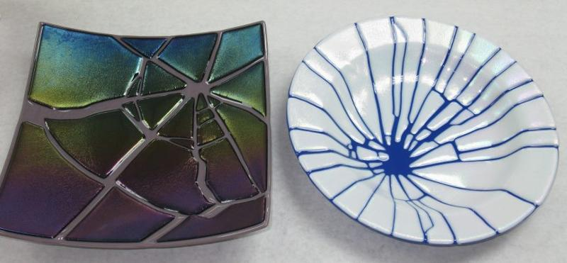 Cracked Up Plates