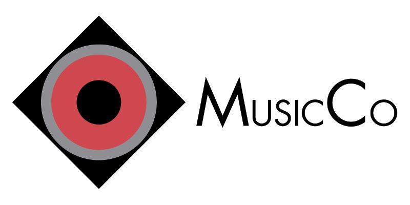 MusicCo logo