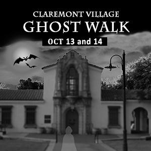 Claremont Village Ghost Walk