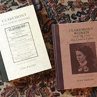 Claremont Heritage - Judy Wright books special offer