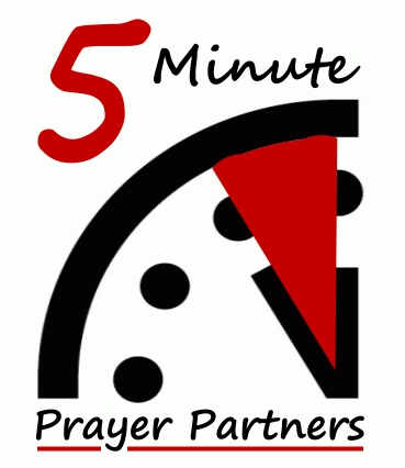 5 Minute Prayer Partner Logo