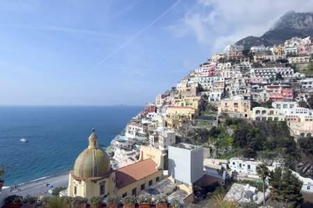 The Splendid Amalfi Coast