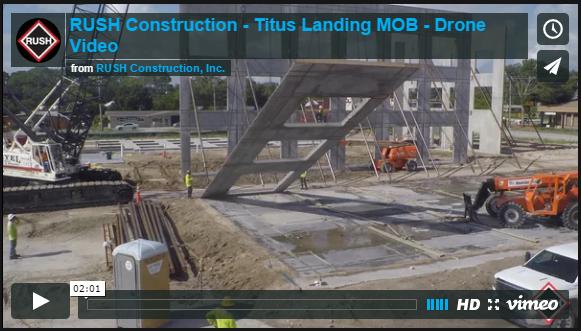 DRONE VIDEO_ Titus Landing MOB