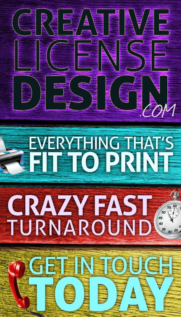 Creative Lisence Design