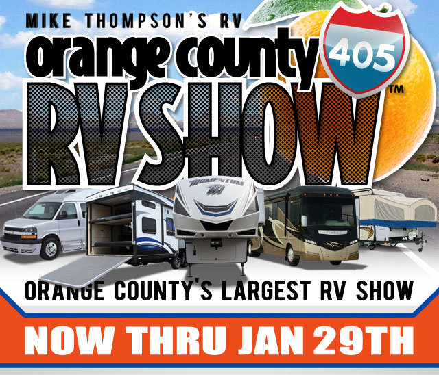 Orange County 39 S Largest Rv Show
