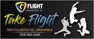 Newsletter Sponsor: Flight Trampoline Park
