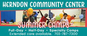 DullesMoms.com Newsletter Sponsor: Town of Herndon Summer Camps