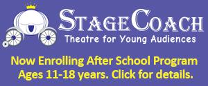 DullesMoms.com Newsletter Sponsor: StageCoach Theatre for Young Audiences