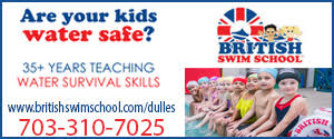 Newsletter Sponsor: British Swim School