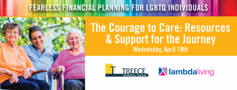 April 18: The Courage to Care: Resources & Support for Caregivers