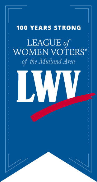 Logo of LWV - Midland