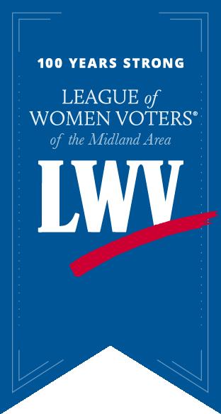 Logo of LWV - Midland