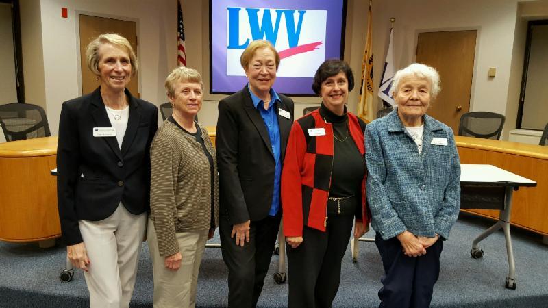 LWV Candidate Forum