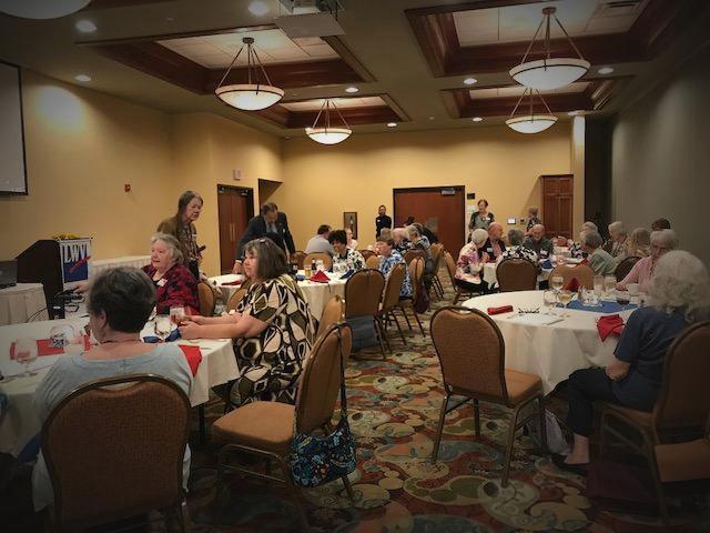 Photo Annual Meeting 2018