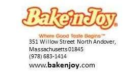 Bake N Joy Card