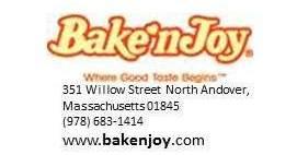 Bake N Joy Card