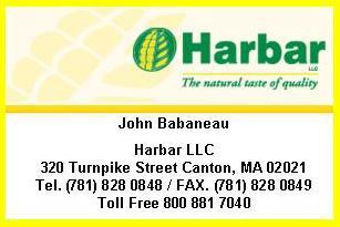 Harbar Logoed Ad