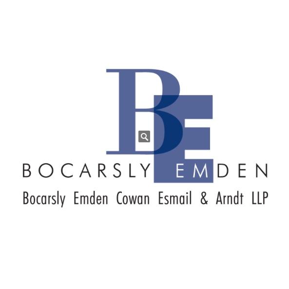 eah_Bocarsly Emden Cowan Esmail & Arndt LLP