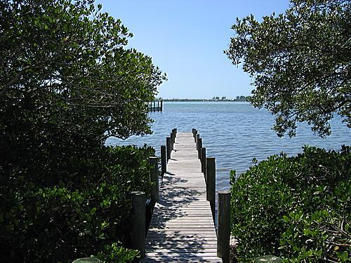 View of Placida Bay