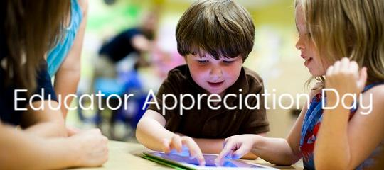Educator Appreciation Day