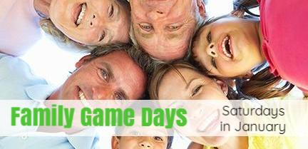 Family Game Days