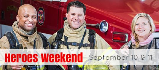Heroes Weekend