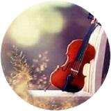 Fiddle in the field