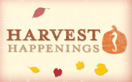Harvest Happenings