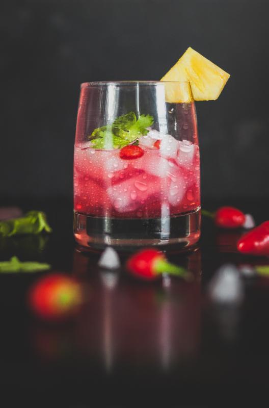 D'Vine special cocktails