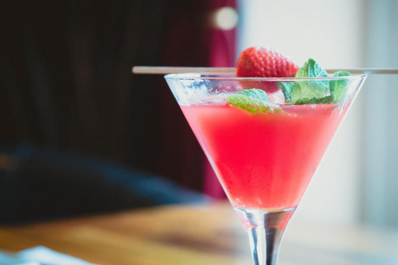 D'Vine cocktails