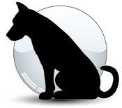 AWS Dog icon