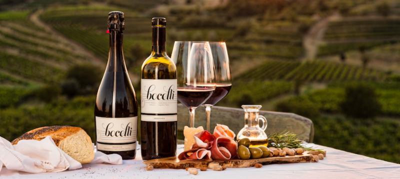 Bocelli family wines