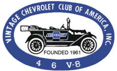 Vintage Chevrolet Club of America