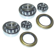 1923-40 FRONT TAPERED BEARING KIT