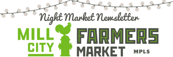 Night Market Newsletter