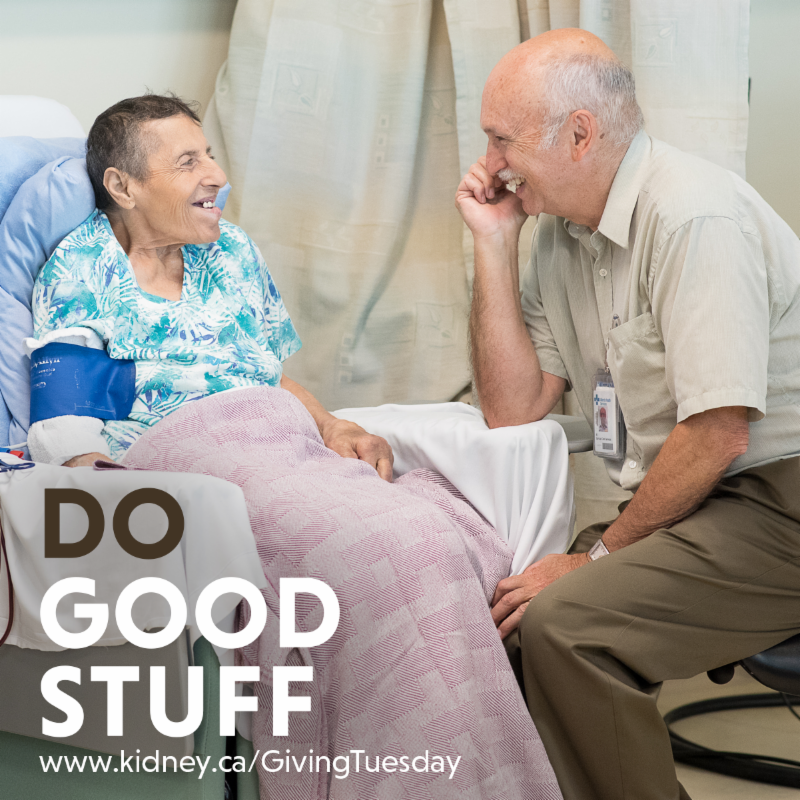 Do Good Stuff #GivingTuesday campaign