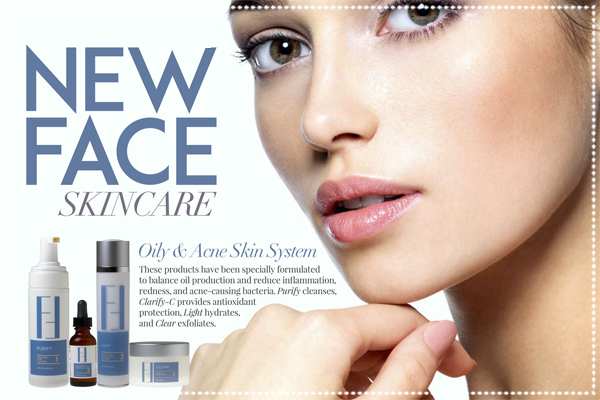 FacesFirst skin care for oily skin and acne